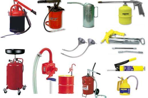 Equipos de lubricación